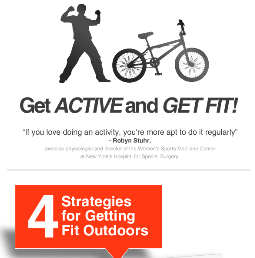 Four Strategies For Getting Fit Outdoors