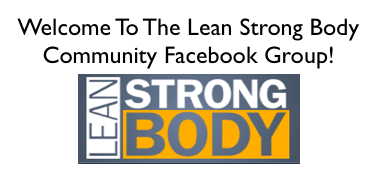 Lean Strong Body Facebook Group