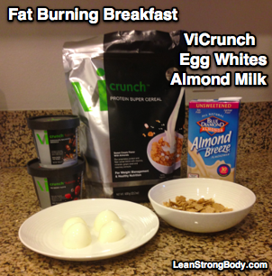 Fat Burning Breakfast
